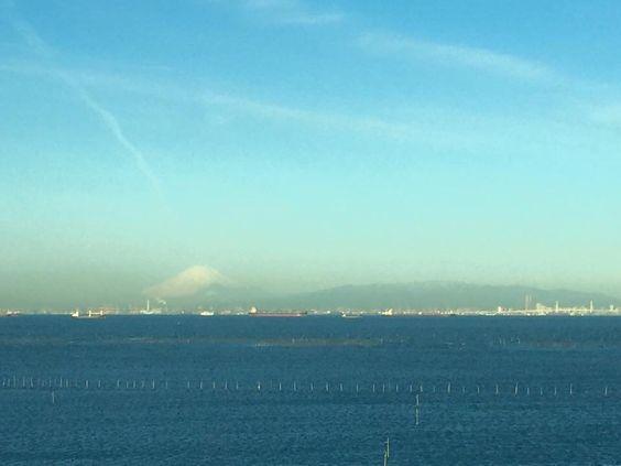My.Fuji seen from Chiba prefecture