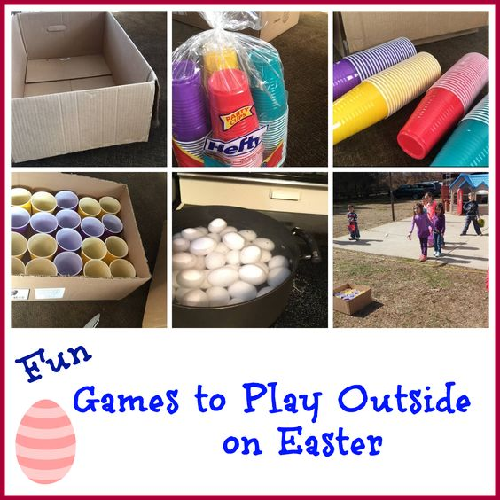 93 Best Easter games! images | Easter, Easter party ...