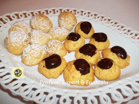 Castagnole di carnevale cotte al forno bigusto  Blog Profumi Sapori & Fantasia