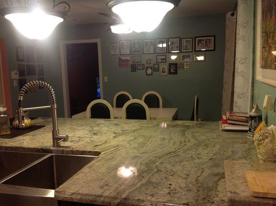 best way to polish granite countertops