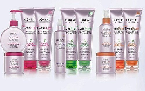 Just as good as the much more expensive Sulfate Free products... for under 10 bucks each.