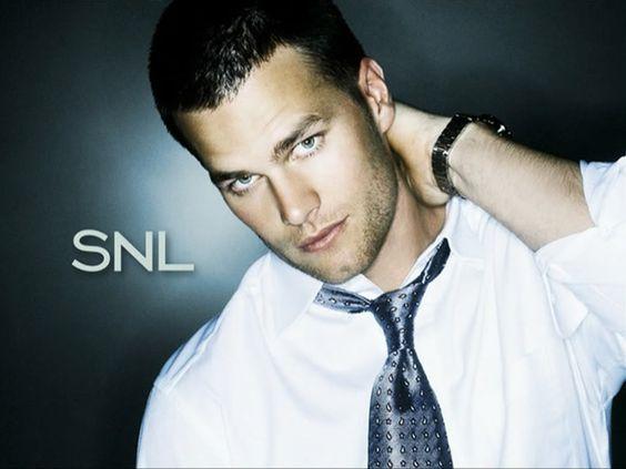 Tom Brady on SNL... #Patriots