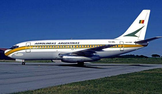 Historias Individuales: TZ-ADL Boeing 737-2D6 c/n 20544/290