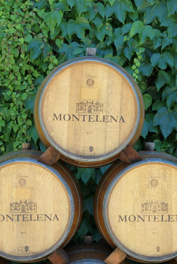 Chateau Montelena from Bottle Shock in Napa, Ca
