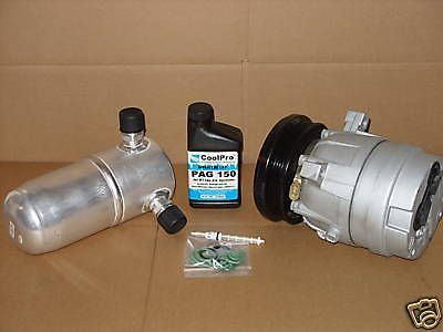 nice AC COMPRESSOR KIT 1997 CHEVY S10 PICKUP 2.2L - For Sale