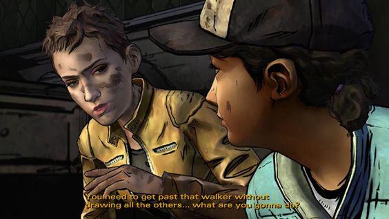 Concours The Walking Dead: Saison 2: Episode 4 – Amid the Ruins sur PS4