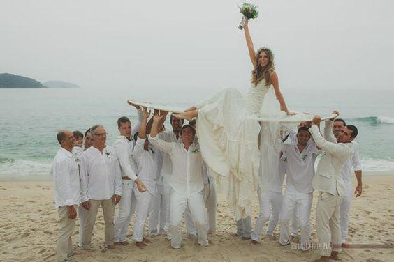 Casamento dos sonhos na praia - Berries and Love | Blog de casamento por Marcella Lisa: