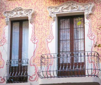 Institut Paisatje Urba, Barcelona. Buenas prácticas: asesoramiento en fachadas, medianeras, renovación de frentes de locales, etc.