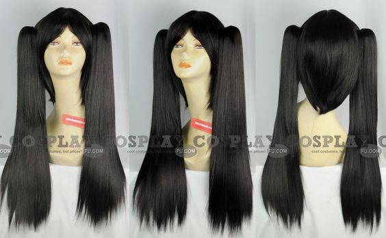 Lenalee Wig from D Gray Man - Tailor-Made Cosplay Costume
