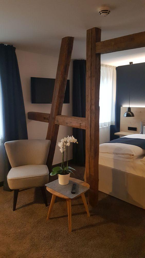 Hotel Bischoffs in Bad Urach, gehört zum Gourmet-Restaurant Wilder Mann
