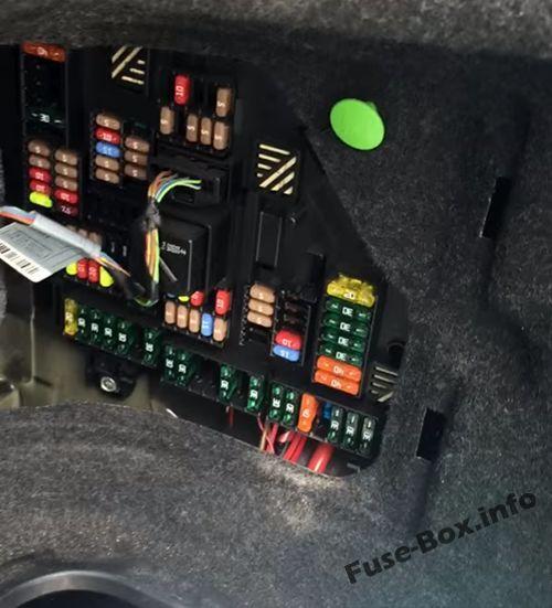 bmw 5-series (f10/f11/f07/f18; 2011-2017) < fuse box location | fuse box, bmw  5 series, fuses  pinterest