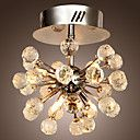 K9 Crystal Chandelier with 6 Lights in Globe Shape - USD $ 79.99 linthebox