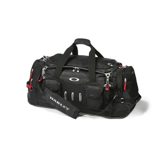 official oakley online store  shop oakley hot tub duffle in black at the official oakley online store.