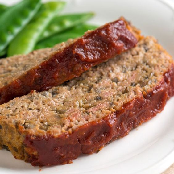 Low carb and packed with veggie nutrition; a meatloaf for today's ...