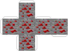 bonecos de Minecraft para imprimir,recortar e montar: Modelos de Minecraft em papel
