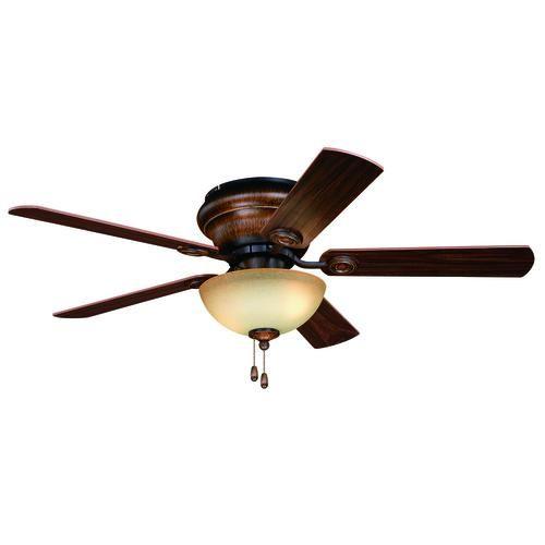 Patriot Lighting Reg Camden Ii 42 Aged Walnut Indoor Ceiling Fan