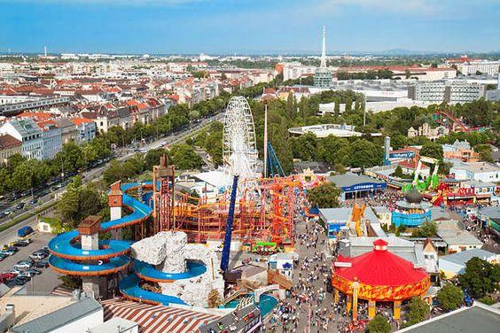 Parques de diversiones que te harán querer ser niño