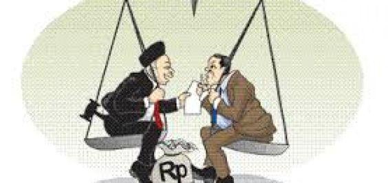 Penegak Hukum Terlibat Korupsi