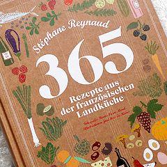 """Ein Kochbuch für """"jeden Tag"""" eines Jahres. Sind aber auch ganz schöne Kracher enthalten"""