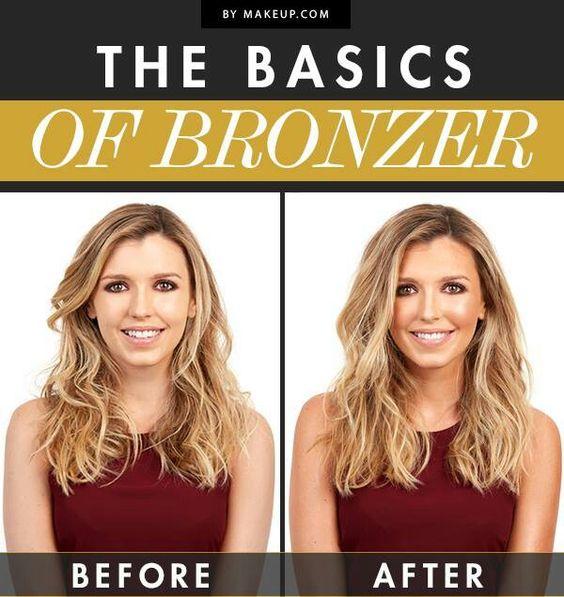 Bronzer Basics