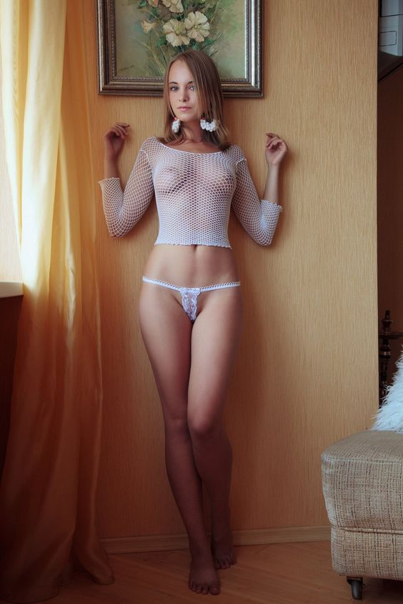 Hot girls in sexy sheer lingerie phrase very