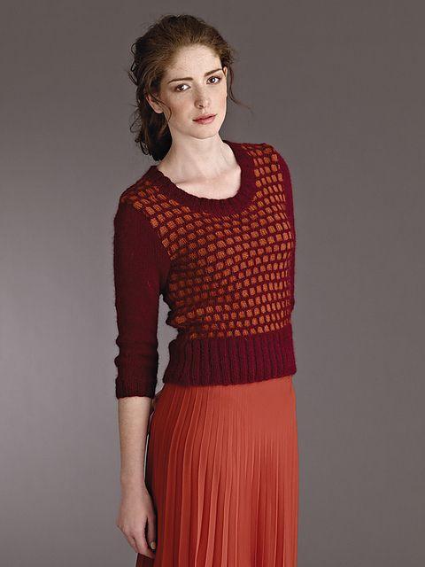 Ravelry: Renee pattern by Sarah Hatton