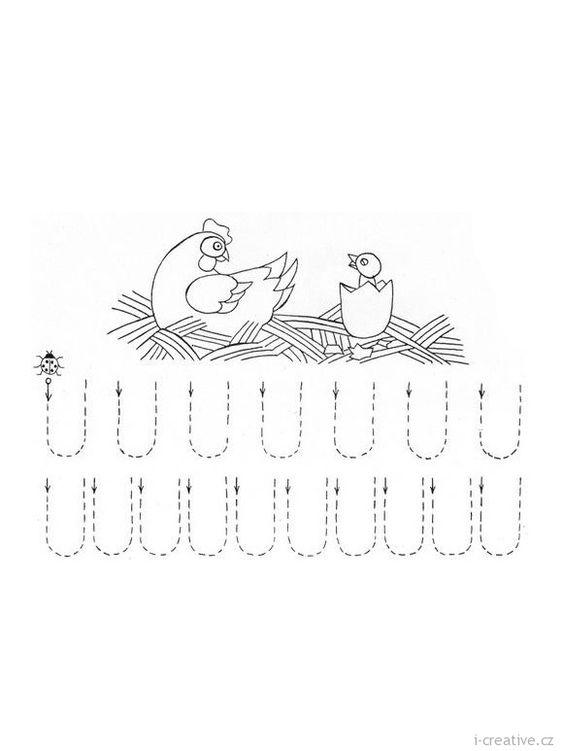 Pracovní, zábavné, grafomotorické listy kvytisknutí natéma JARO.Připravte si proděti také další jarní zábavné listy ajarní omalovánky. Pronásledujícíroční období využijete pracovní listy léto, podzim azima.     …