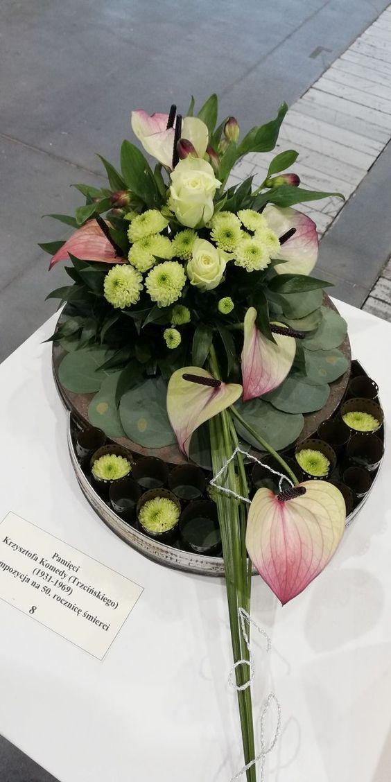 Gardenia Flower Show 2019 Flower Show Table Decorations Flowers