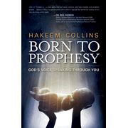 Born to Prophesy: God's Voice Speaking Through You by Charisma Media new author Hakeem Collins. Available now on www.amazon.com, christianbook.com, barnes & nobles, goodreads, borders, where fine Christian books are sold. Kindle, e-book and Nook