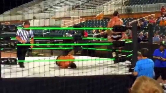 Dustin Starr vs Chris Mordetsky - Global Force Wrestling