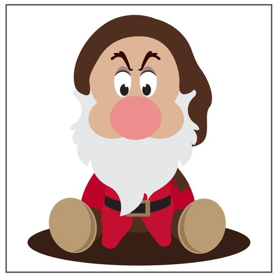 Grumpy Dwarf, Disney And Mesas On Pinterest