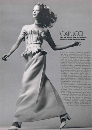Senza spalle - Vogue.it