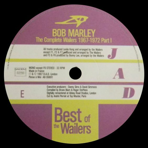1997 Complete Wailers Part 1