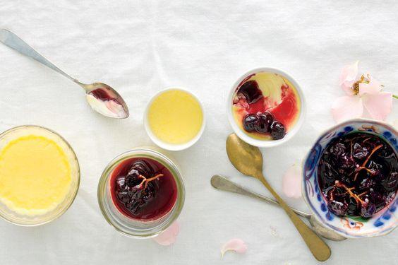 Pot de creme, Pots and Sweet on Pinterest
