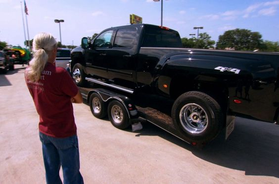 Roy's new truck - Shipping Wars