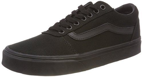 Vans Herren Ward Canvas Low Top Sneakers