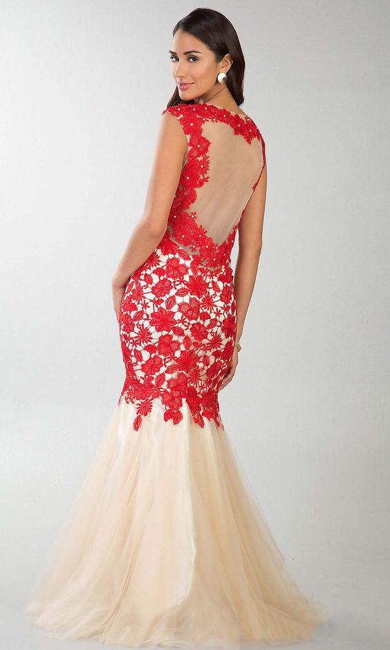 lace prom dress - Google Search