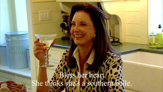 Hilarious! Patricia Southern Charm!: