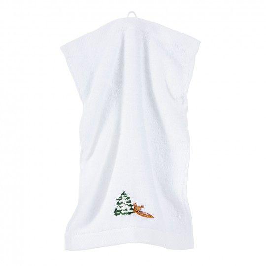 Lasa Home Gastehandtuch Reh Wolle Kaufen Tuch Hochwertig