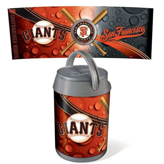 San Francisco Giants Digital Print Mini Can Cooler