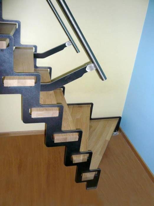 Up Echelle Escalier Compact Pour Chambre Ou Grenier Echelle
