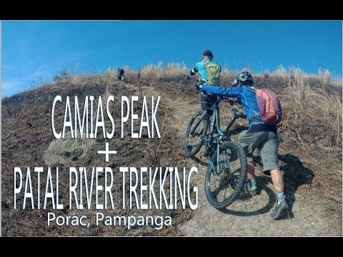 Camias View Deck Bike Hike Patal River Trekking Porac