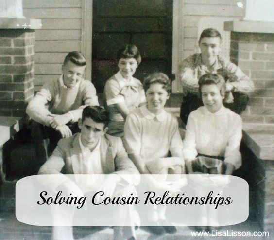 dating 3rd cousin once removed What is a second cousin and other cousin  once removed-2- harry and lyra are third cousins the opinions and other information contained in oxfordwords blog.