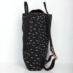 Sideways Rain Backpack - Black