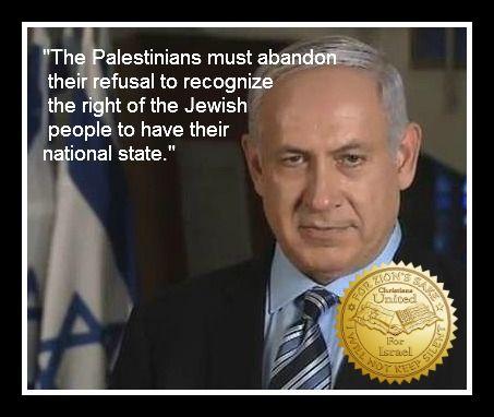 Repin if you agree with Israeli Prime Minister Benjamin Netanyahu.