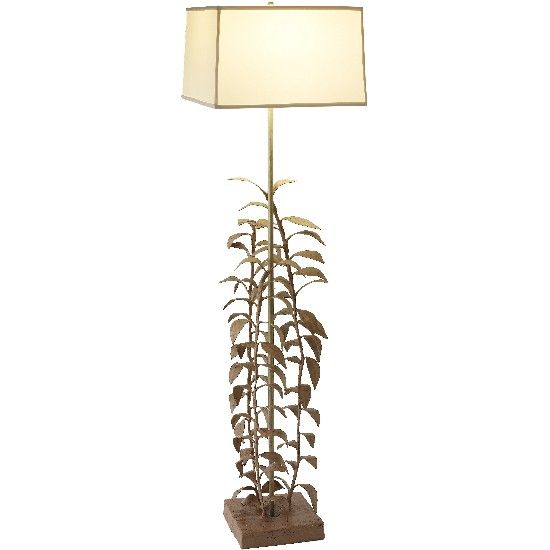 barry floor lamp  jane gray for stray dog designs  $745.00