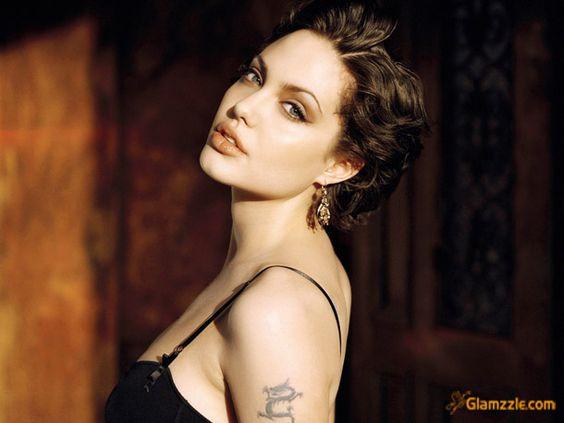 Incredible Angelina Jolie Angelina Jolie Short Hair And Short Hairstyles On Short Hairstyles For Black Women Fulllsitofus