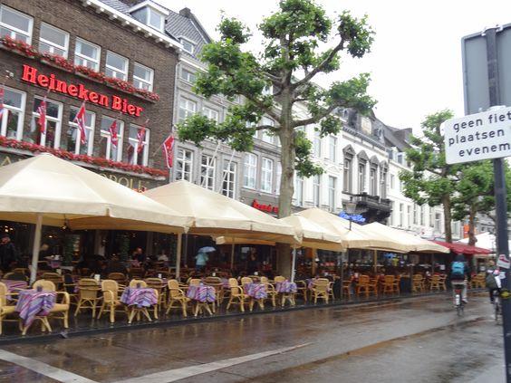 Maasterich Vrijthof square