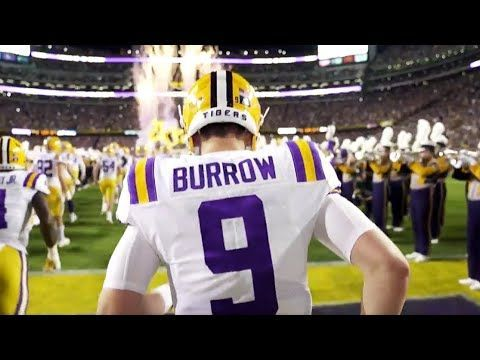 Joe Burrow 2019 Heisman Season Highlights Lsu Football Burrow Football Heisman Highlights Joe Lsu Season 2020 Lsu Football Youtube