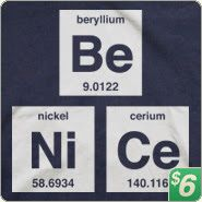 Be Nice Periodically T-Shirt